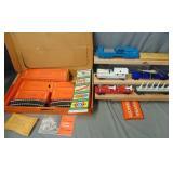 Clean Boxed Lionel Super O Set 2527