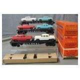 3 Boxed Lionel 6425 Auto-Loaders