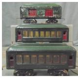 Unusual Early Lionel Passenger Cars