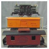 Early Lionel Freight Set