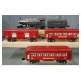 Lionel 249E Passenger Set