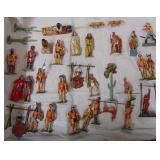 32 Modern American Indian Figures