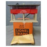 Boxed Lionel 419 Airport