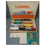 Boxed Uncataloged Lionel Set 11470
