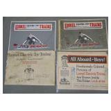 1920 Lionel Catalog & Paper Archive