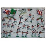 33 Trophy Miniatures British Soldiers