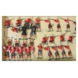 2 Sets Britains 9334 Cameron Highlanders