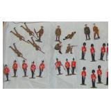 Assorted Vintage Britains Soldiers