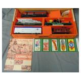 NMINT Boxed Lionel 1810 Space Age Set