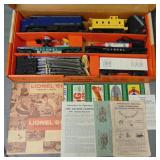 Nice Boxed Lionel 230 Diesel Set 1643
