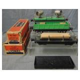 Clean Lionel 3811, 2812 & 2820, 2 Boxed