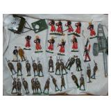 Assorted Britains Soldiers & Guns