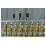 Scarce Britains Set 1902 So Africa Defense Force,