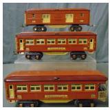Clean Lionel 614 Series Passenger Cars, TLC