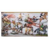 Modern Britains US Revolutionary War Figures