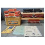 Boxed Lionel 675 Set 2136WS