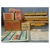 Nice Boxed Lionel 1464W Anniversary Set