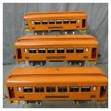 Clean EWarly Lionel 710 Passenger Cars