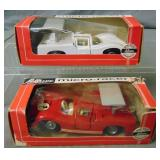 2 Boxed Schuco 1045 Chaparral Micro-Racers