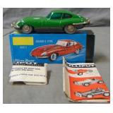 Super Boxed Schuco Jaguar Micro-Racer