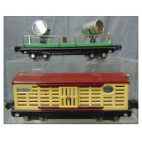 Late Lionel 820 & 813 Freight Cars