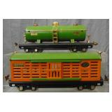 Nice Early Lionel 813 & 815 Freight Cars