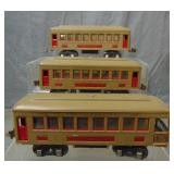 Clean Lionel Mojave 610 Passenger Cars