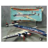 Boxed Marx Military Air Transport Plane