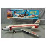 Boxed Modern Toy TWA Jet Plane