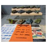 Military Toys Lot