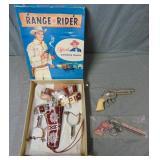 Vintage Range Rider Toys Lot