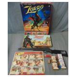 Vintage Western Toys Lot