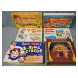 Vintage Howdy Doody Toys Lot