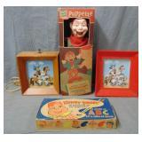 4Pc Vintage Howdy Doody Toys Lot