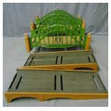 Nice Lionel 102 4pc Bridge