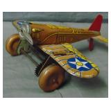 Marx US Army Fighter