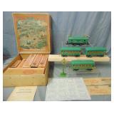 Boxed Lionel 253 Set 296