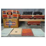 Nice Boxed Lionel 224 Set 140