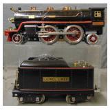 Super Lionel 390E Steam Loco