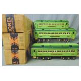 Boxed Lionel Stephen Girard Cars