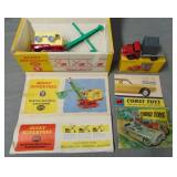 Boxed Dinky Vehicles 34B & 975, Plus