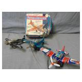 3 Japanese Fighter Planes, 1 Boxed