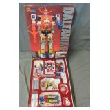 Boxed Bandai 77020 Daltanias Transformer