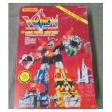 Boxed Matchbox Voltron III Transformer