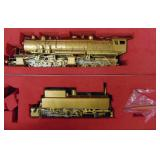Westside O Scale Brass Virginian Triplex
