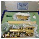 Custom Brass O Scale Little River Articulated