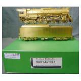 Overland O Scale Brass C&O L2a Hudson