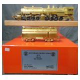 Precision O Scale Brass AC2 Cab Forward