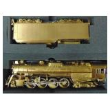 Overland O Scale Brass NKP S3 Northern