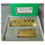 Overland Brass On3 D&RGW Snow Plow